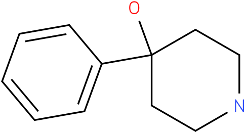 4-HYDROXY-4-PHENYLPIPERIDINE