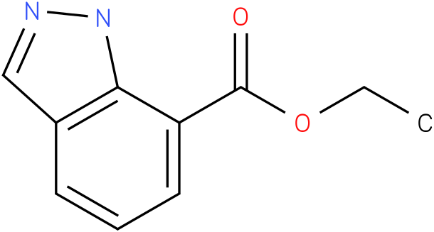 Ethyl 1H-indazole-7-carboxylate