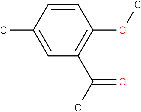 1-(2-methoxy-5-methylphenyl)ethanone