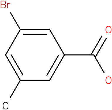 3-bromo-5-methylbenzoic acid