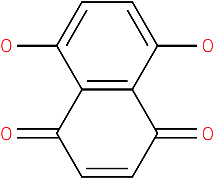 5,8-Dihydroxy-1,4-naphthoquinone