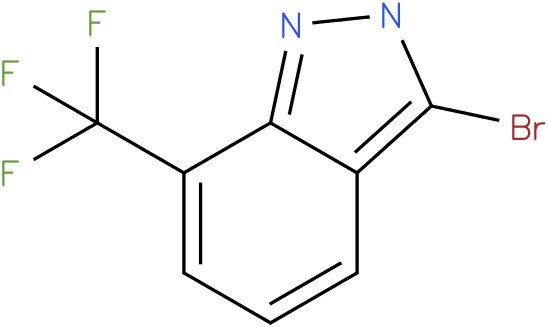3-bromo-7-(trifluoromethyl)-1H-indazole