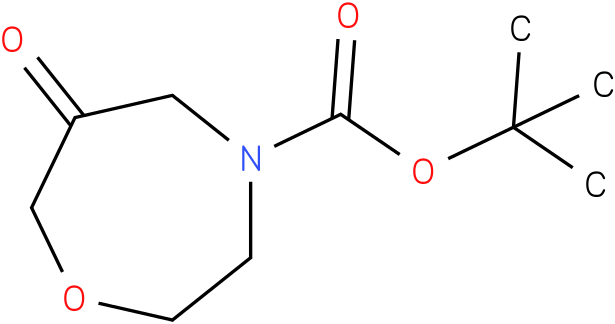 tert-butyl 6-oxo-1,4-oxazepane-4-carboxylate