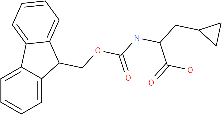 fmoc-beta-cyclopropyl-dl-alanine