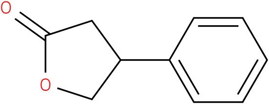 dihydro-4-phenylfuran-2(3H)-one