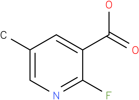 2-fluoro-5-methylpyridine-3-carboxylic acid