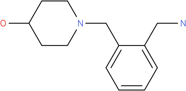 1-(2-aminomethyl-benzyl)-piperidin-4-ol