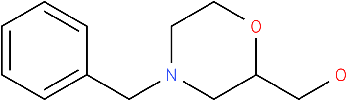 ((R)-4-benzylmorpholin-2-yl)methanol