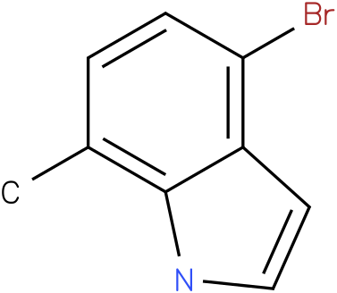4-bromo-7-methyl-1H-indole