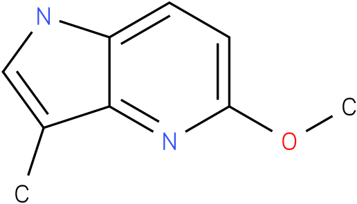 5-methoxy-3-methyl-1H-pyrrolo[3,2-b]pyridine
