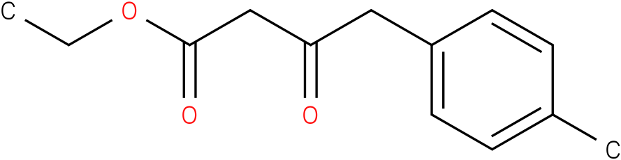 3-oxo-4-p-tolyl-butyric acid ethyl ester