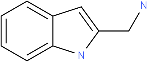 (1H-Indol-2-yl)methylamine
