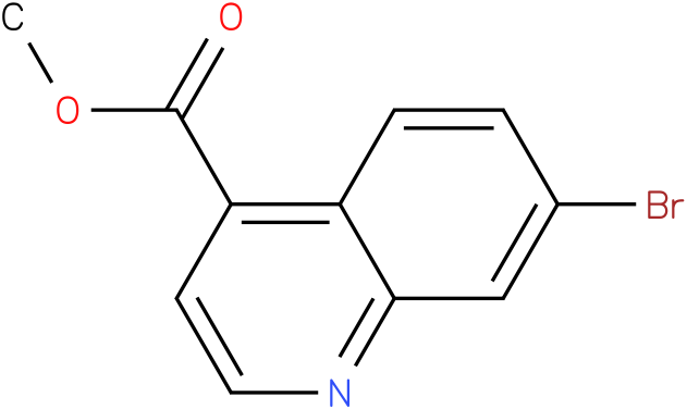 methyl 7-bromoquinoline-4-carboxylate