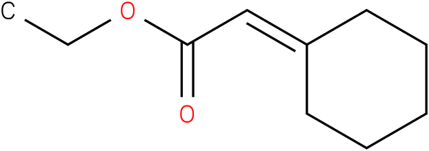 ethyl 2-cyclohexylideneacetate