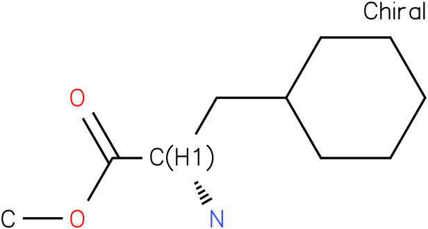 beta-cyclohexyl-l-alanine methyl ester