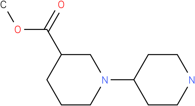 [1,4']bipiperidinyl-3-carboxylic acid methyl ester