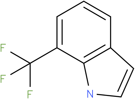 7-(trifluoromethyl)-1H-indole
