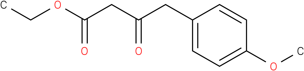 ethyl 4-(4-methoxyphenyl)-3-oxobutanoate