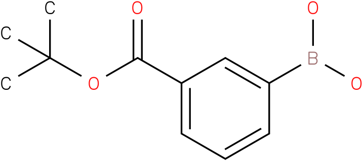 3-(tert-Butoxycarbonyl)phenylboronic acid