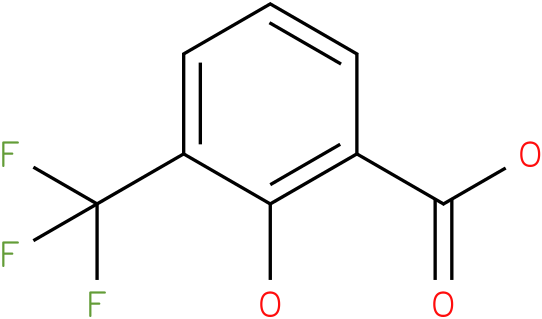 3-(trifluoromethyl)-2-hydroxybenzoic acid