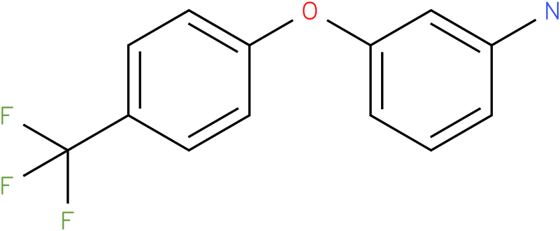 3-(4-trifluoromethyl-phenoxy)-phenylamine