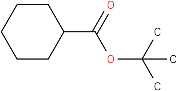tert-butyl cyclohexanecarboxylate