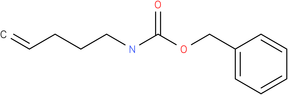 benzyl pent-4-enylcarbamate