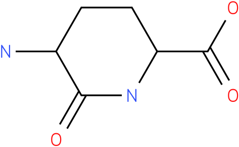 5-AMINO-6-OXO-2-PIPERIDINECARBOXYLIC ACID