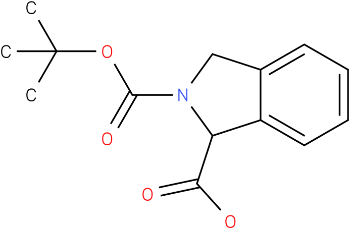 (R,S)-BOC-1,3-DIHYDRO-2H- ISOINDOLE CARBOXYLIC ACID