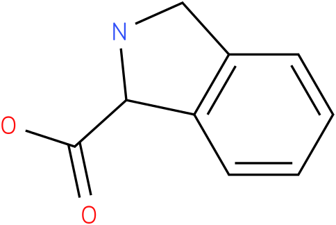 2,3-Dihydro-1H-isoindole-1-carboxylic acid