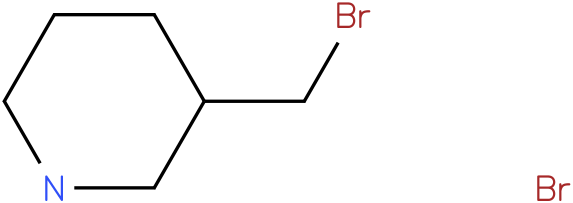 3-(Bromomethyl)piperidine hydrobromide