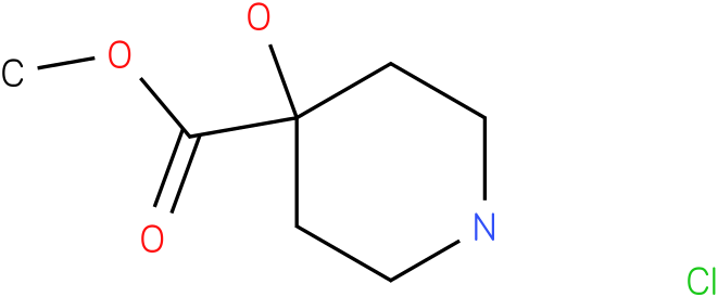 4-HYDROXY-PIPERIDINE-4-CARBOXYLIC ACID METHYL ESTER HYDROCHLORIDE