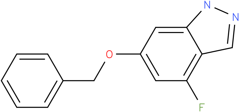 6-(Benzyloxy)-4-fluoro-1H-indazole