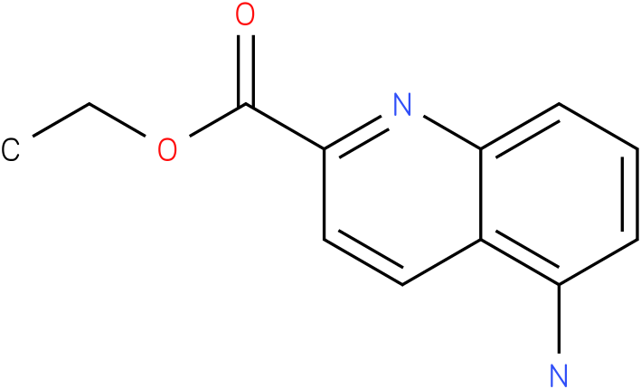 ethyl 5-aminoquinoline-2-carboxylate