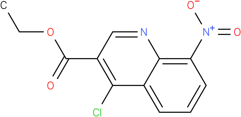 ethyl 4-chloro-8-nitroquinoline-3-carboxylate