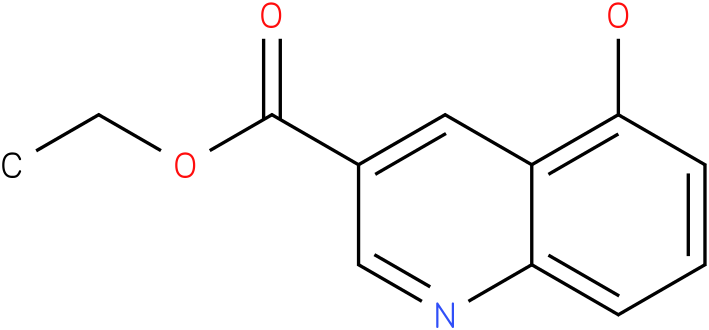 ethyl 5-hydroxyquinoline-3-carboxylate