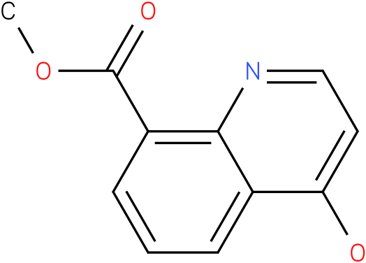methyl 4-hydroxyquinoline-8-carboxylate