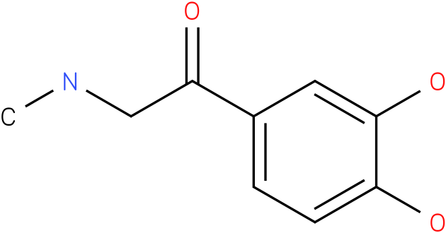 1-(3,4-DIHYDROXY-PHENYL)-2-METHYLAMINO-ETHANONE