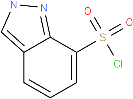 2H-INDAZOLE-7-SULFONYL CHLORIDE