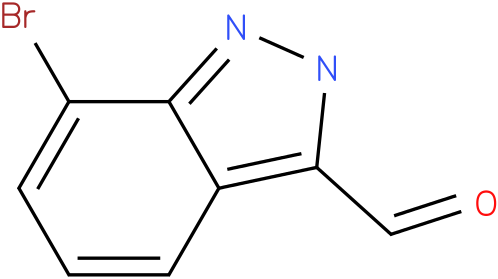 7-bromo-1h-indazole-3-carbaldehyde