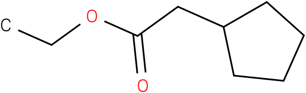 ethyl 2-cyclopentylacetate