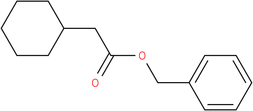 benzyl 2-cyclohexylacetate