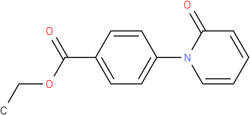 ethyl 4-(2-oxopyridin-1(2H)-yl)benzoate