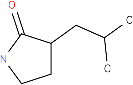 3-isobutylpyrrolidin-2-one