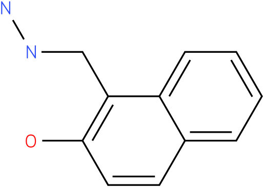(2-Hydroxy-naphthalen-1-ylmethyl)-hydrazine