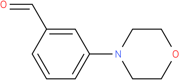 3-Morpholin-4-yl-benzaldehyde