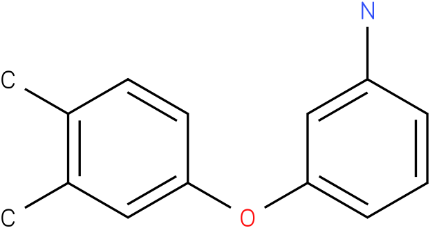 3-(3,4-dimethyl-phenoxy)-phenylamine