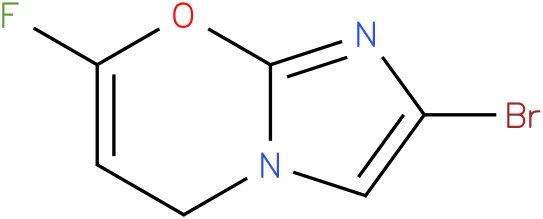 2-bromo-7-fluoroH-imidazo[1,2-a]pyridine