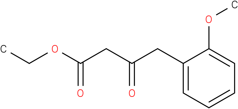 ethyl 4-(2-methoxyphenyl)-3-oxobutanoate