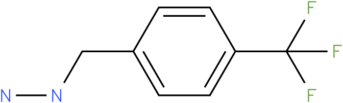 (4-Trifluoromethyl-benzyl)-hydrazine